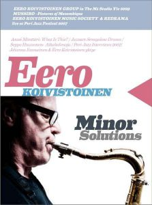 Eero Koivistoinen: Minor Solutions (DVD)