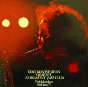 Eero Koivistoinen Quartet at Belmont Jazz Club