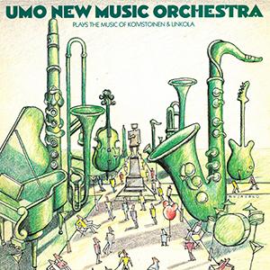 UMO New Music Orchestra plays the music of Koivistoinen & Linkola